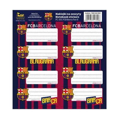 332716db2 Astra na zeszyt FC Barca FC-201-5727 ...